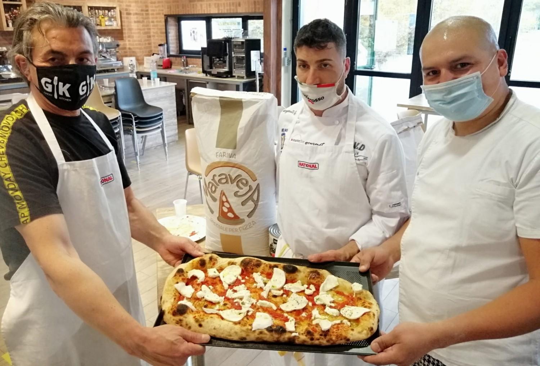 Corso Pizza con Gaetani Manganelli
